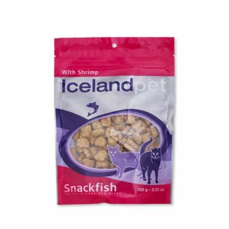 Icelandpet cat treat shrimp