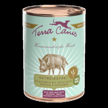Terra Canis Graanvrij Wild Zwijn