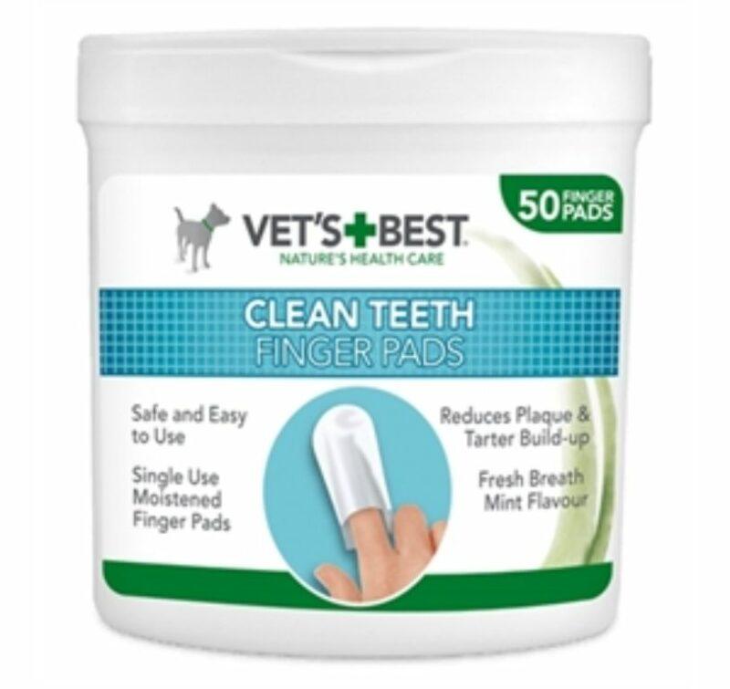 Vets best clean teeth