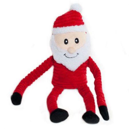 Zippypaws kerstman XL